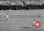 Image of United States Tennis Open Doubles final Massachusetts United States USA, 1962, second 29 stock footage video 65675073157