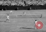 Image of United States Tennis Open Doubles final Massachusetts United States USA, 1962, second 30 stock footage video 65675073157