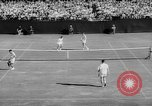 Image of United States Tennis Open Doubles final Massachusetts United States USA, 1962, second 32 stock footage video 65675073157