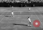 Image of United States Tennis Open Doubles final Massachusetts United States USA, 1962, second 35 stock footage video 65675073157