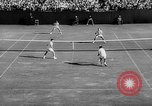 Image of United States Tennis Open Doubles final Massachusetts United States USA, 1962, second 37 stock footage video 65675073157