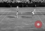 Image of United States Tennis Open Doubles final Massachusetts United States USA, 1962, second 38 stock footage video 65675073157