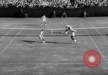 Image of United States Tennis Open Doubles final Massachusetts United States USA, 1962, second 39 stock footage video 65675073157