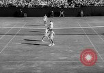 Image of United States Tennis Open Doubles final Massachusetts United States USA, 1962, second 40 stock footage video 65675073157
