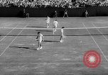 Image of United States Tennis Open Doubles final Massachusetts United States USA, 1962, second 41 stock footage video 65675073157