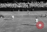 Image of United States Tennis Open Doubles final Massachusetts United States USA, 1962, second 46 stock footage video 65675073157