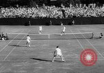 Image of United States Tennis Open Doubles final Massachusetts United States USA, 1962, second 48 stock footage video 65675073157