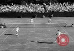 Image of United States Tennis Open Doubles final Massachusetts United States USA, 1962, second 49 stock footage video 65675073157