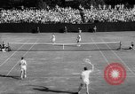 Image of United States Tennis Open Doubles final Massachusetts United States USA, 1962, second 52 stock footage video 65675073157
