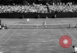 Image of United States Tennis Open Doubles final Massachusetts United States USA, 1962, second 56 stock footage video 65675073157