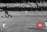 Image of United States Tennis Open Doubles final Massachusetts United States USA, 1962, second 57 stock footage video 65675073157