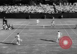 Image of United States Tennis Open Doubles final Massachusetts United States USA, 1962, second 58 stock footage video 65675073157