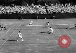 Image of United States Tennis Open Doubles final Massachusetts United States USA, 1962, second 59 stock footage video 65675073157