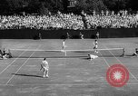 Image of United States Tennis Open Doubles final Massachusetts United States USA, 1962, second 60 stock footage video 65675073157