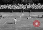 Image of United States Tennis Open Doubles final Massachusetts United States USA, 1962, second 61 stock footage video 65675073157