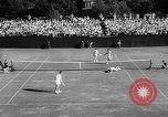 Image of United States Tennis Open Doubles final Massachusetts United States USA, 1962, second 62 stock footage video 65675073157