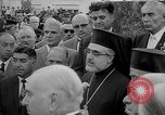 Image of unveiling of statue Greece, 1963, second 25 stock footage video 65675073169