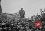 Image of unveiling of statue Greece, 1963, second 28 stock footage video 65675073169