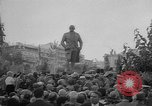 Image of unveiling of statue Greece, 1963, second 29 stock footage video 65675073169
