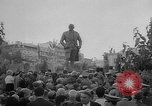 Image of unveiling of statue Greece, 1963, second 30 stock footage video 65675073169