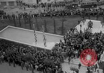 Image of unveiling of statue Greece, 1963, second 36 stock footage video 65675073169