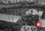 Image of unveiling of statue Greece, 1963, second 37 stock footage video 65675073169