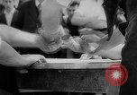 Image of finger wrestling Bavaria Germany, 1963, second 7 stock footage video 65675073171