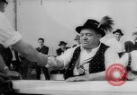 Image of finger wrestling Bavaria Germany, 1963, second 20 stock footage video 65675073171