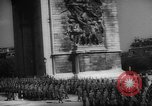 Image of Liberation Parade Paris France, 1945, second 27 stock footage video 65675073175