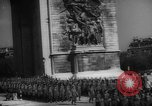 Image of Liberation Parade Paris France, 1945, second 29 stock footage video 65675073175