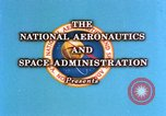 Image of National Aeronautics And Space Administration United States USA, 1963, second 3 stock footage video 65675073178