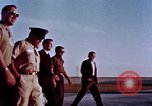 Image of NASA astronauts in training Cape Canaveral Florida USA, 1963, second 32 stock footage video 65675073185