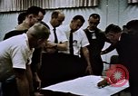 Image of NASA astronauts in training Cape Canaveral Florida USA, 1963, second 50 stock footage video 65675073185