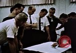 Image of NASA astronauts in training Cape Canaveral Florida USA, 1963, second 52 stock footage video 65675073185