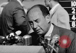 Image of Adlai Stevenson Newton Iowa United States USA, 1956, second 3 stock footage video 65675073192