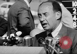 Image of Adlai Stevenson Newton Iowa United States USA, 1956, second 14 stock footage video 65675073192