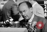 Image of Adlai Stevenson Newton Iowa United States USA, 1956, second 15 stock footage video 65675073192