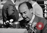 Image of Adlai Stevenson Newton Iowa United States USA, 1956, second 18 stock footage video 65675073192
