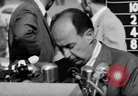 Image of Adlai Stevenson Newton Iowa United States USA, 1956, second 19 stock footage video 65675073192