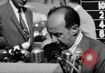 Image of Adlai Stevenson Newton Iowa United States USA, 1956, second 21 stock footage video 65675073192
