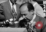 Image of Adlai Stevenson Newton Iowa United States USA, 1956, second 22 stock footage video 65675073192