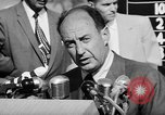 Image of Adlai Stevenson Newton Iowa United States USA, 1956, second 24 stock footage video 65675073192