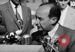 Image of Adlai Stevenson Newton Iowa United States USA, 1956, second 26 stock footage video 65675073192