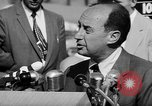 Image of Adlai Stevenson Newton Iowa United States USA, 1956, second 28 stock footage video 65675073192