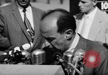 Image of Adlai Stevenson Newton Iowa United States USA, 1956, second 29 stock footage video 65675073192