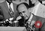 Image of Adlai Stevenson Newton Iowa United States USA, 1956, second 31 stock footage video 65675073192