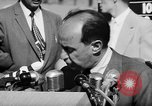 Image of Adlai Stevenson Newton Iowa United States USA, 1956, second 33 stock footage video 65675073192