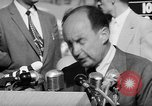 Image of Adlai Stevenson Newton Iowa United States USA, 1956, second 34 stock footage video 65675073192
