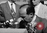 Image of Adlai Stevenson Newton Iowa United States USA, 1956, second 37 stock footage video 65675073192