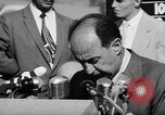 Image of Adlai Stevenson Newton Iowa United States USA, 1956, second 39 stock footage video 65675073192